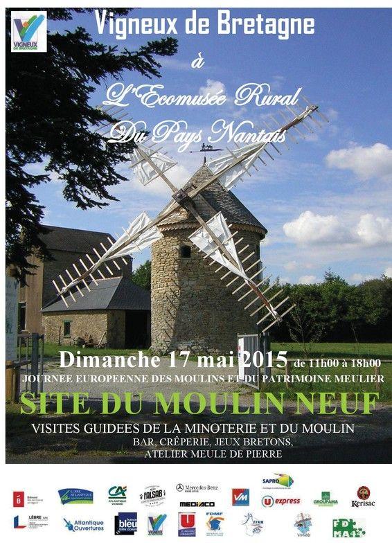 Journée Européenne des Moulins et du Patrimoine Meulier
